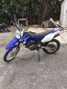 2008 Yamaha 125L electric $1800 FIRM