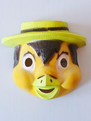 odpecker Walter Lantz 1976 Maske Cesar Vintage 70's Maske (Taube Maske)