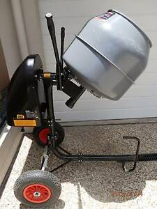 RentMe electric cement mixer $ 50 use for 3 days - can deliver Upper Mount Gravatt Brisbane South East Preview
