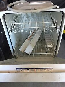 Frigidaire white dishwasher