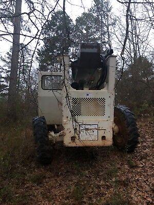 1996 Ss636-c Turbo Telehandler Forklift