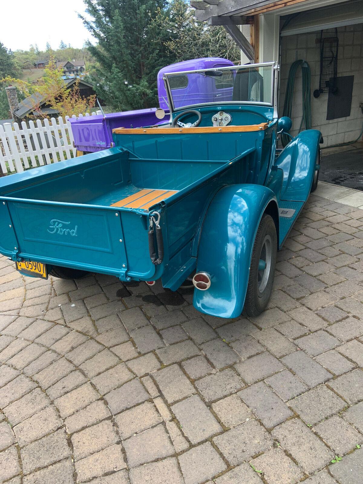 1936 Chevrolet Pickup & 1928 FORD 1owner +