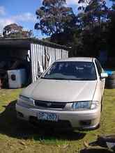 Mazda 323 protege Beaconsfield West Tamar Preview