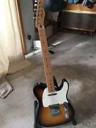 Fender Telecaster 60th Anniversary MIM Helensburgh Wollongong Area Preview