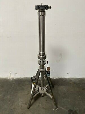 Prochrom Hplc Stainless Steel Preparative Chromatography Column 3.5 X 20