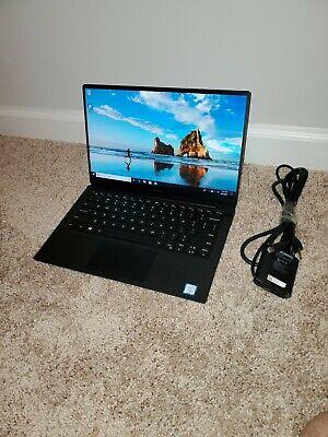 "Dell XPS 13 9380 13.3"" (256GB SSD, 1.8GHz i7-8565U, 8GB RAM) Laptop - Silver"