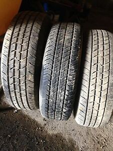3 tires for sale off a 97 chev