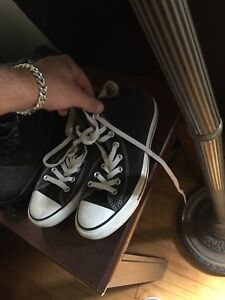 Like new men's converse sz 7