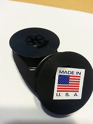 Olympia Sm-3 De Luxe Typewriter Ribbon - Solid Black Ink Ribbon