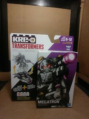 Transformers Kreo Battle Changers Megatron