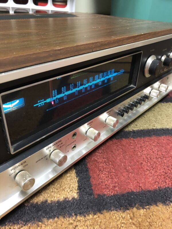Pioneer Stereo Receiver Sx-6000