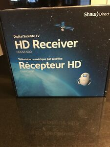 Shaw HD receiver (Brand New)