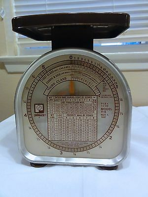 Pelouze Postal Scale - Works Great