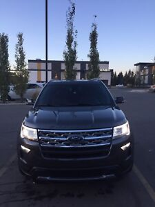 2018 FORD EXPLORER TECH PACKAGE