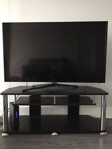 "Smart T.V Samsung 50 "" LED  with a table in Halifax"