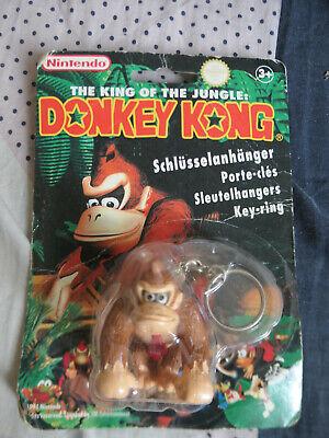 Porte clés Donkey Kong Country officiel Nintendo vintage