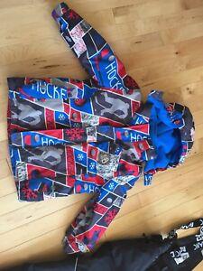 Snowsuit size 4