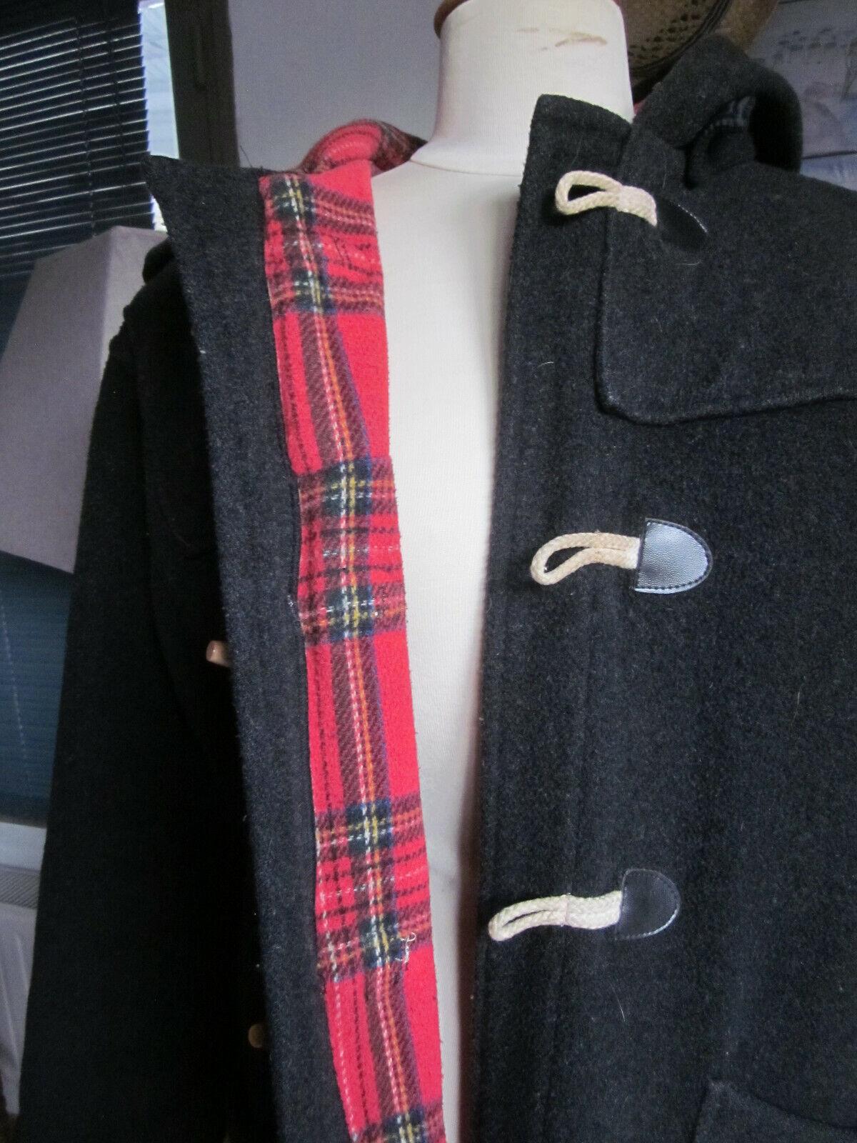 Manteau duffle coat british outdoors