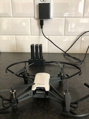 Ryze Tech Tello Quadcopter Boost Combo, PGY Tech case plus wall charger
