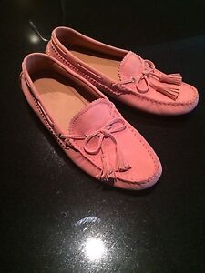 Brand New Coach Moccasins