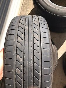 High quality secondhand tyres, nearly new tred on all. $50each Carrara Gold Coast City Preview