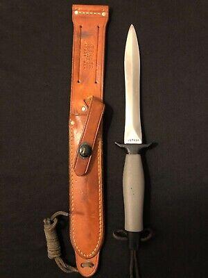 1970 Vietnam War Gerber Mark II Fighting Knife -Mk 2 Combat/Collection #17696/mb