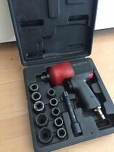 """Wurth 1/2"""" Square Drive Impact Wrench Premium Socket Set Brunswick East Moreland Area Preview"""