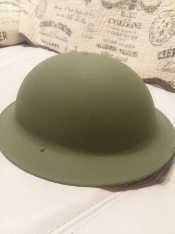 US M 1917 Aluminum Doughboy parade helmet