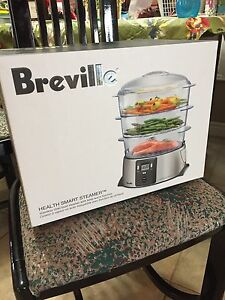 Breville Health Smart Steamer Brand new in box.