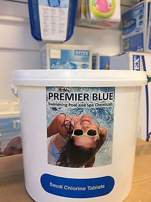 5kg Tub of Small Chlorine Tablets -  Hot Tubs Chemicals