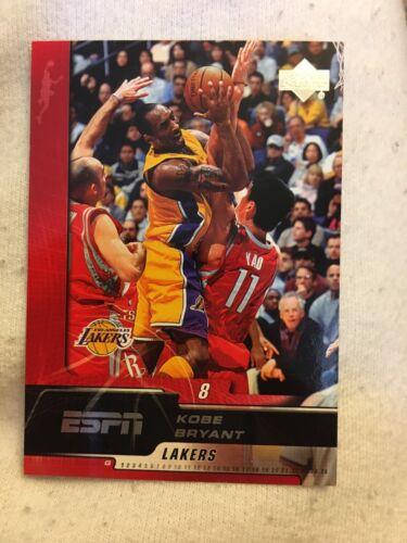 Kobe Bryant 2005-06 Upper Deck ESPN Basketball 38 Mint/near Mint - $2.99