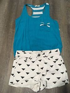 10 PIECES OF GIRLS CLOTHING SIZE *12-14//(7)