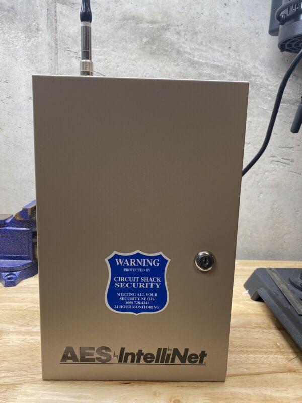 AES IntelliNet RF Subscriber Transmitter Box Control Panel  # 7450