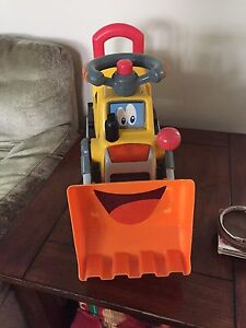 Little tikes ride on digger toy