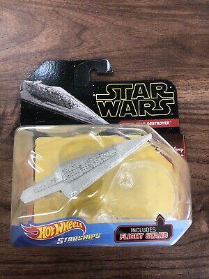 Hot Wheels Star Wars Super Star Destroyer SSD Starship