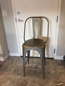 Restoration hardware counter stool