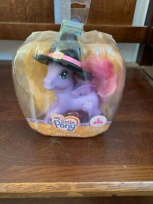 Rare My Little Pony Halloween StarSong 2008 New Sealed Package Target star song - Halloween Home Decor Target