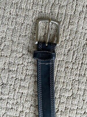 Duluth Trading Gets Better with Age Leather Work Belt Men's sz 40