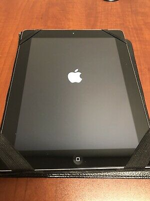 Apple iPad 2 64GB, Wi-Fi, 9.7in - Black / Silver