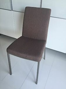 Freedom brown dining chairs in excellent condition Revesby Heights Bankstown Area Preview
