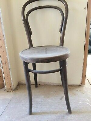 BENTWOOD  THONET STYLE  CHAIR IN NEED OF RESTORATION/UPCYLING