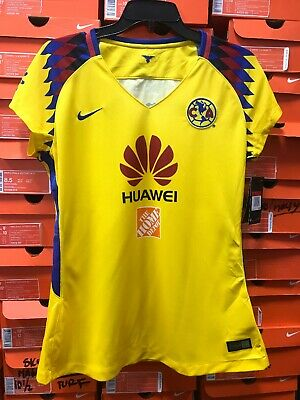 0413a60b851 Nike Women's Club America Official 2017 2018 Third Soccer Jersey Size Small