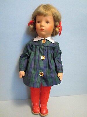 Vintage Kathe Kruse Doll