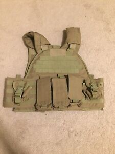 Modular Plate Carrier/Chest Rig