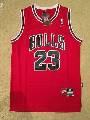Michael Jordan #23 Red Chicago Bulls Kids/Youth (Chicago Bulls Youth T-shirt)