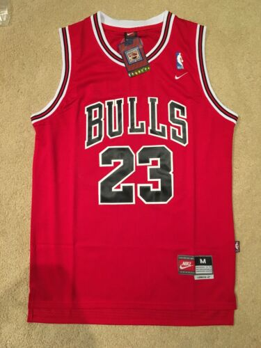 Michael Jordan #23 Red Chicago Bulls Kids/Youth Jersey