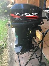 Mercury 20HP outboard motor Edge Hill Cairns City Preview
