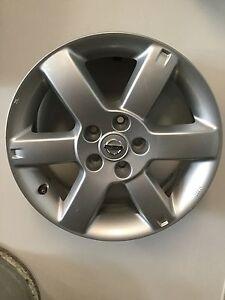 4 Nissan Alloy Wheels