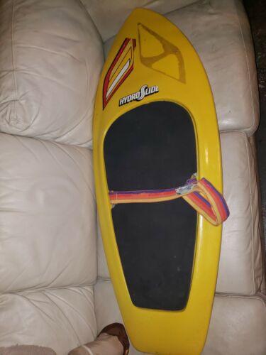Hydroslide Kneeboard Vintage Boat Skiing Wakeboard