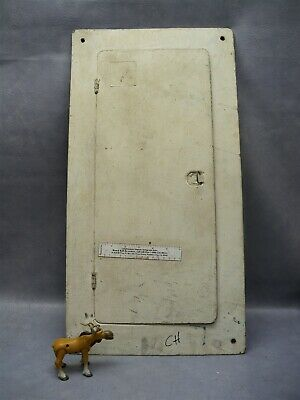 Electric Service Front Panel 4336h1320 Cutler Hammer Od 13 W X 25 T
